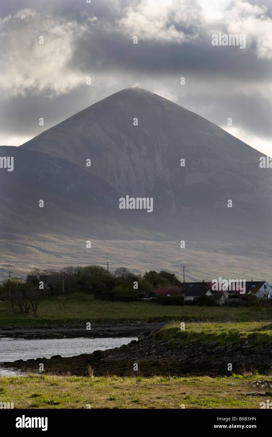 Connemara National Park, Co Mayo, Western Ireland - Stock Image