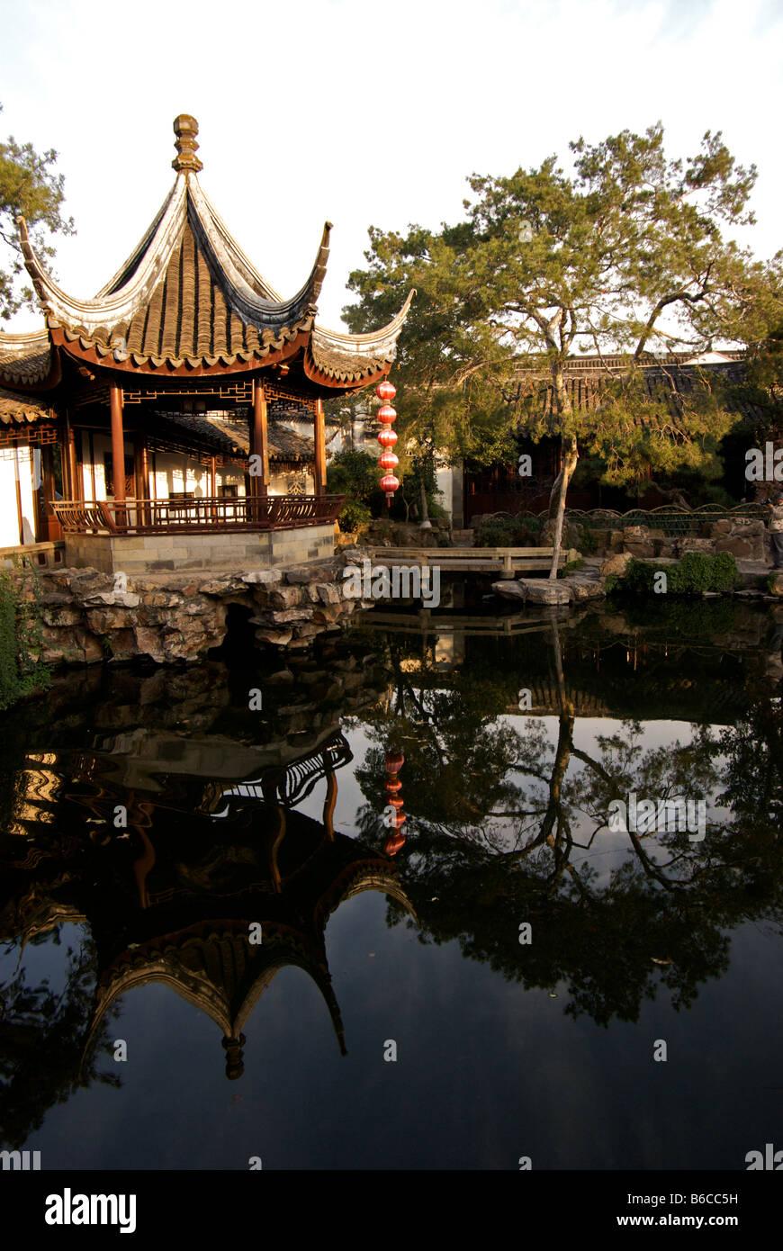 Classic Chinese Garden Stock Photos & Classic Chinese Garden Stock ...