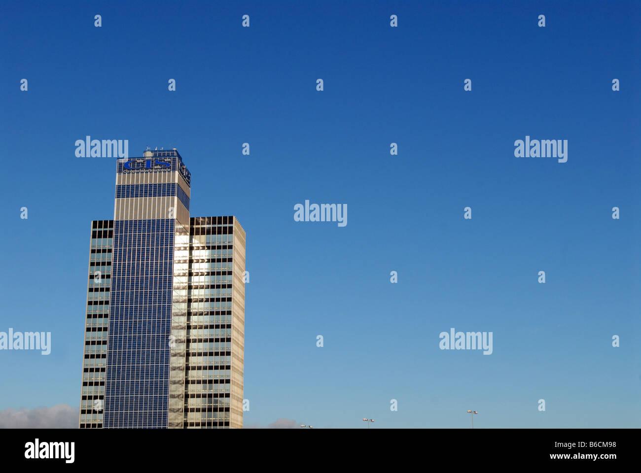 CIS Tower - Stock Image