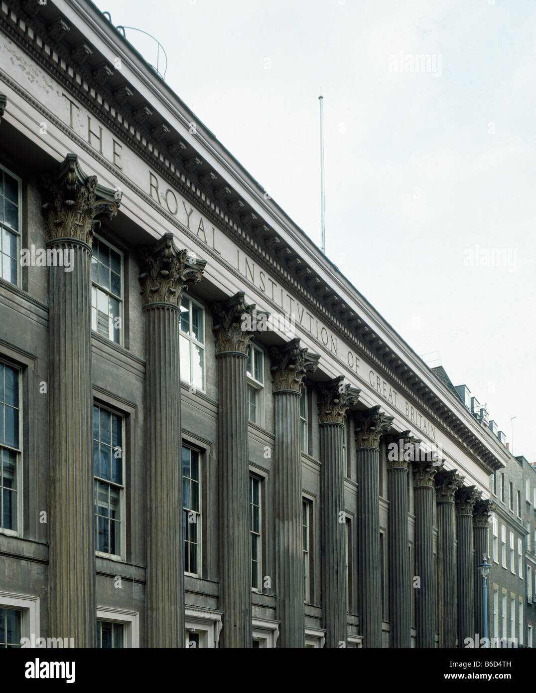 Royal Institution - Stock Image