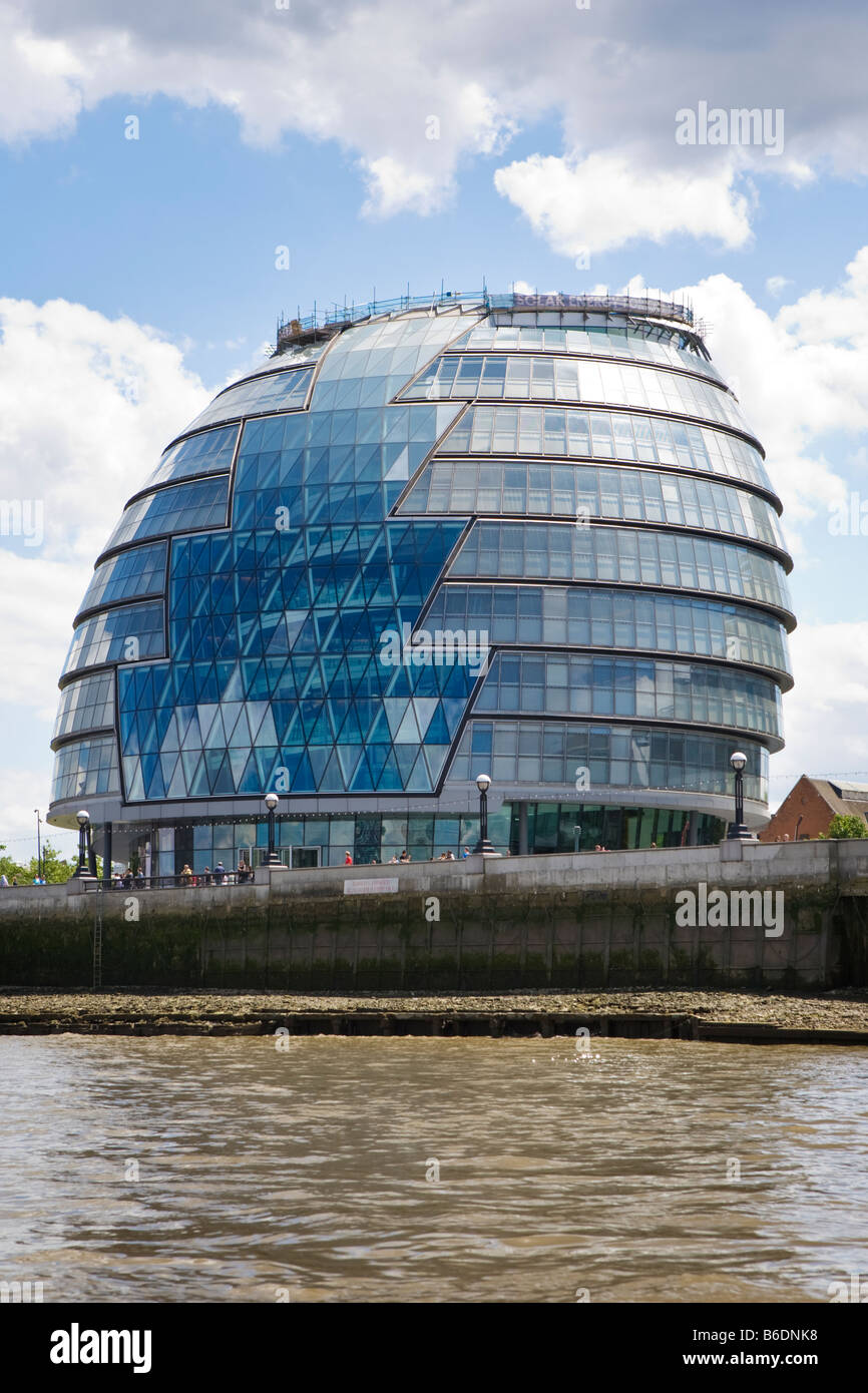 Greater London Authority, City Hall in London - Stock Image