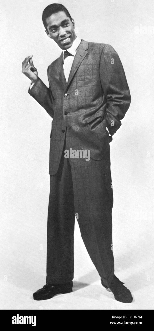 BARRETT STRONG -  Tamla Motown singer - Stock Image