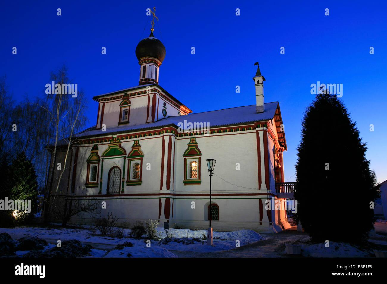 Sights of Kolomna. Monasteries and churches of Kolomna 40