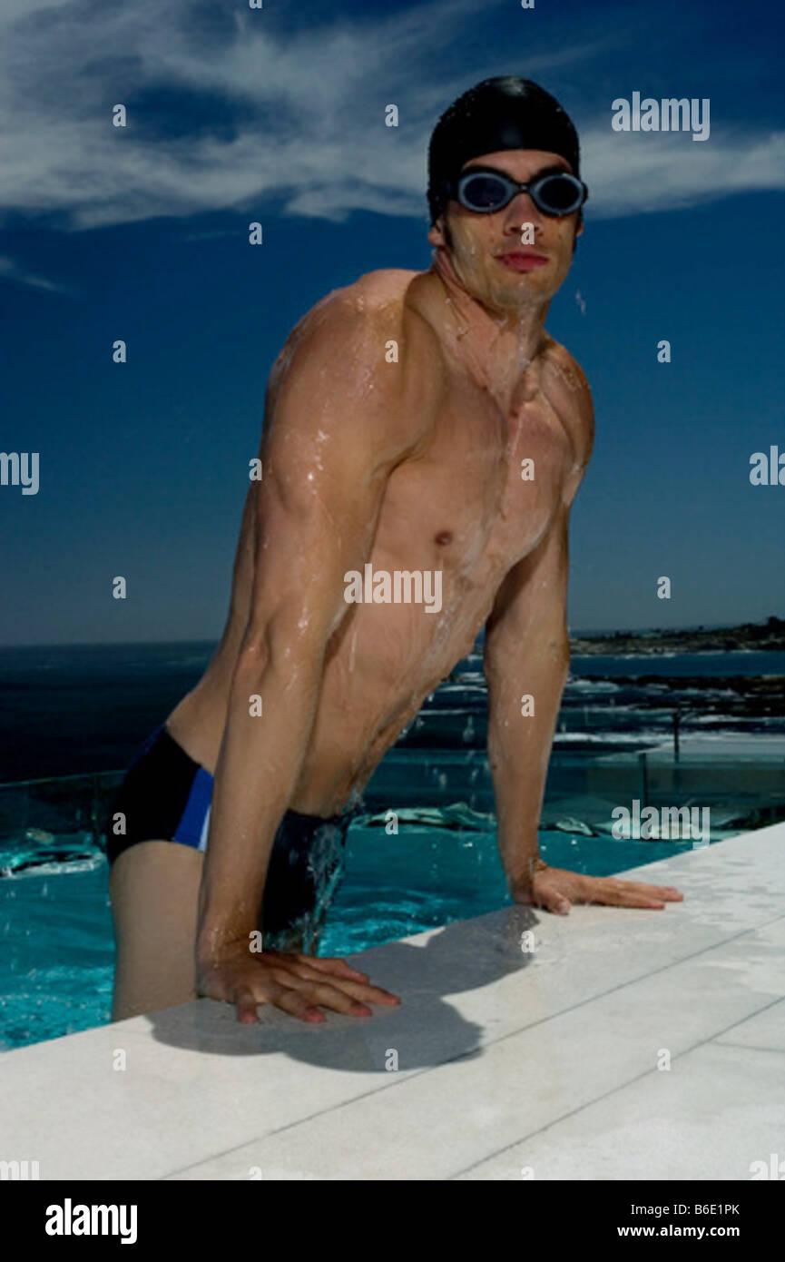 Swimmerman