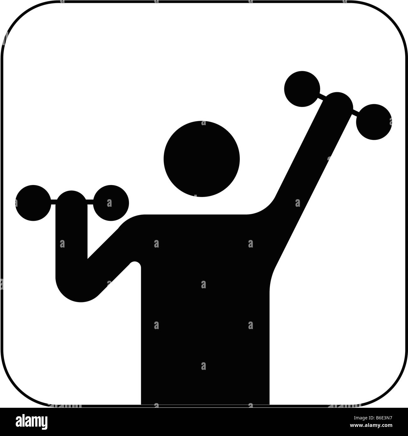 Physiotherapy Symbol Stock Photos Physiotherapy Symbol Stock