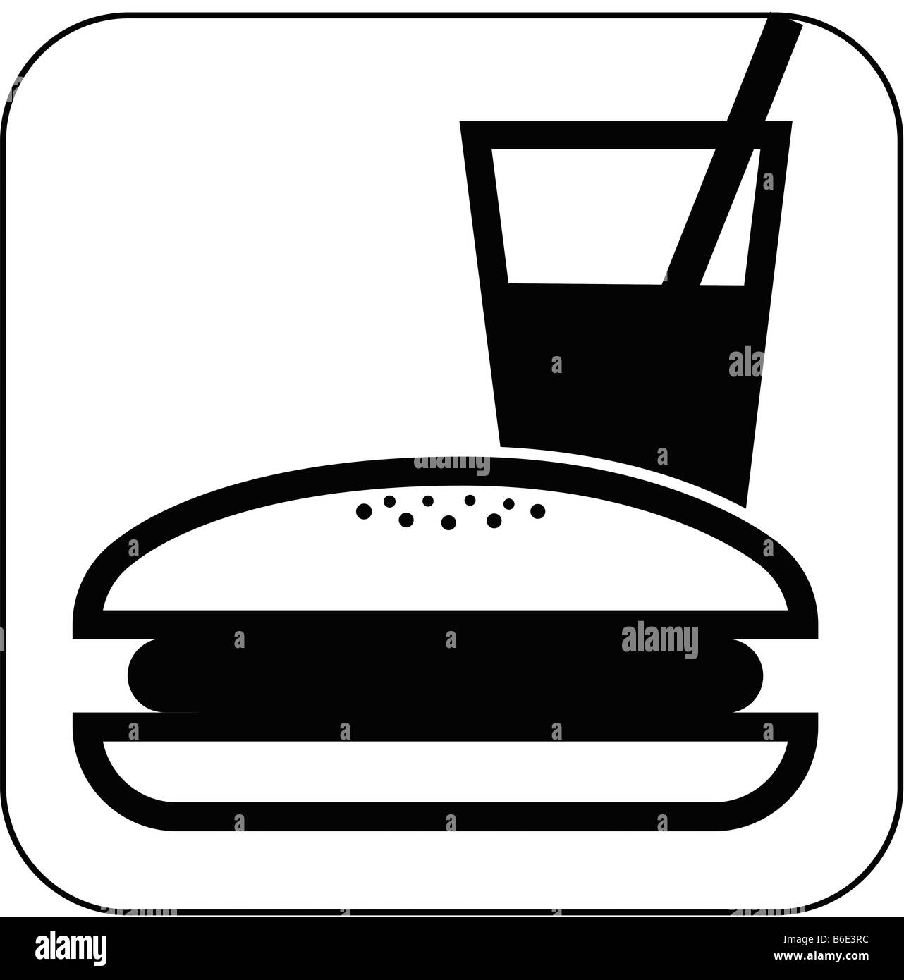 Symbol for food food fast food symbol against white background stock photo royalty buycottarizona