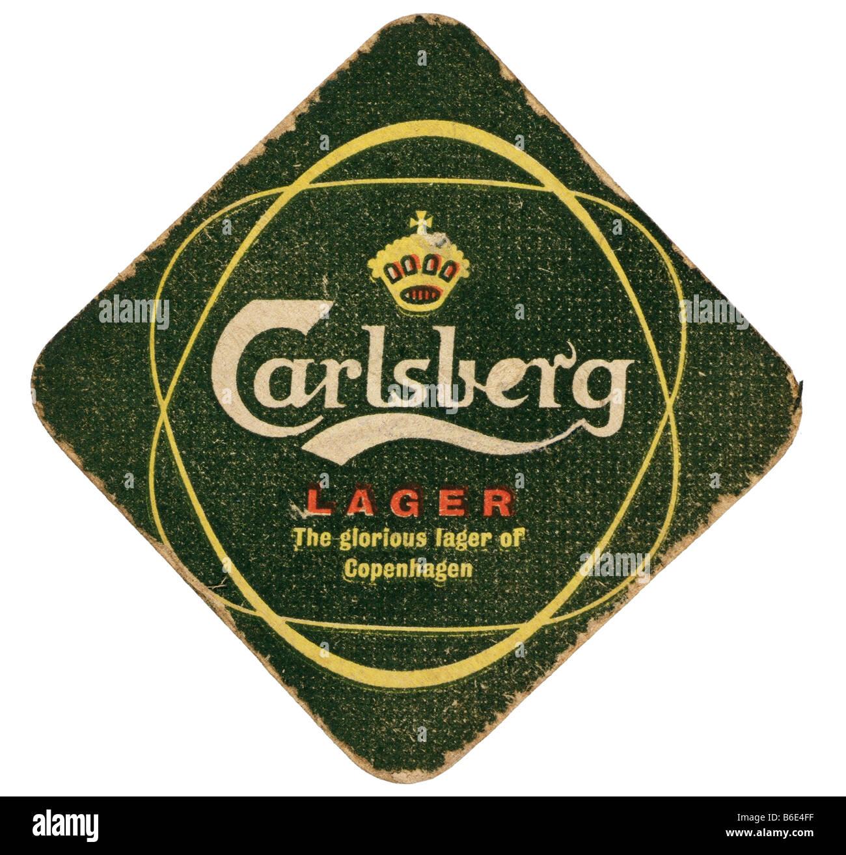 carlesberg larger the glorious larger of copenhagen - Stock Image