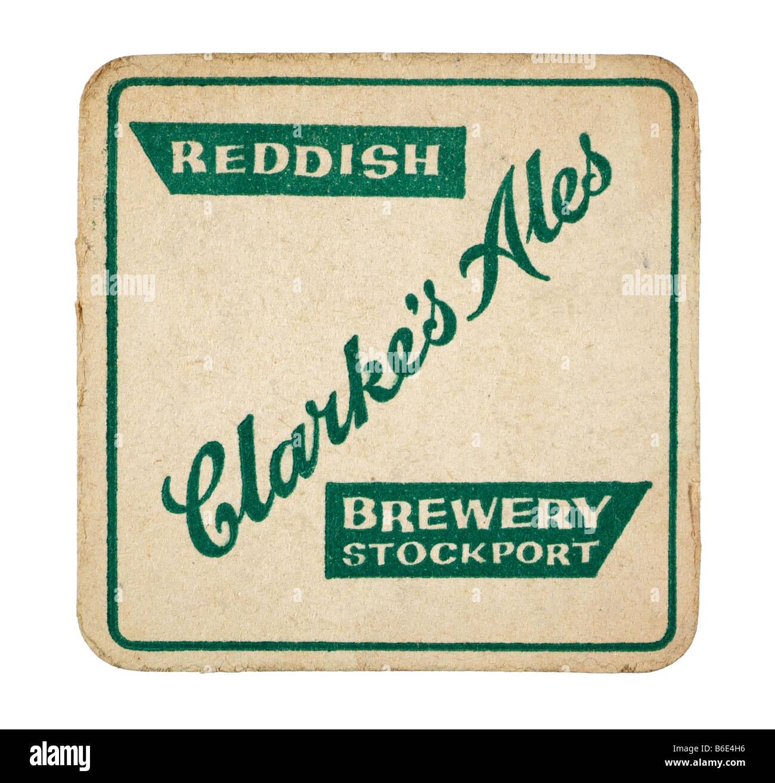 reddish clark's ales brewery stockport - Stock Image