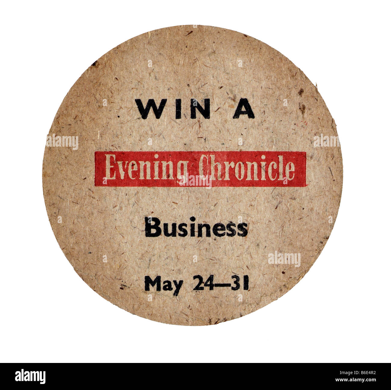 win a evening chronical business may 24 31 - Stock Image