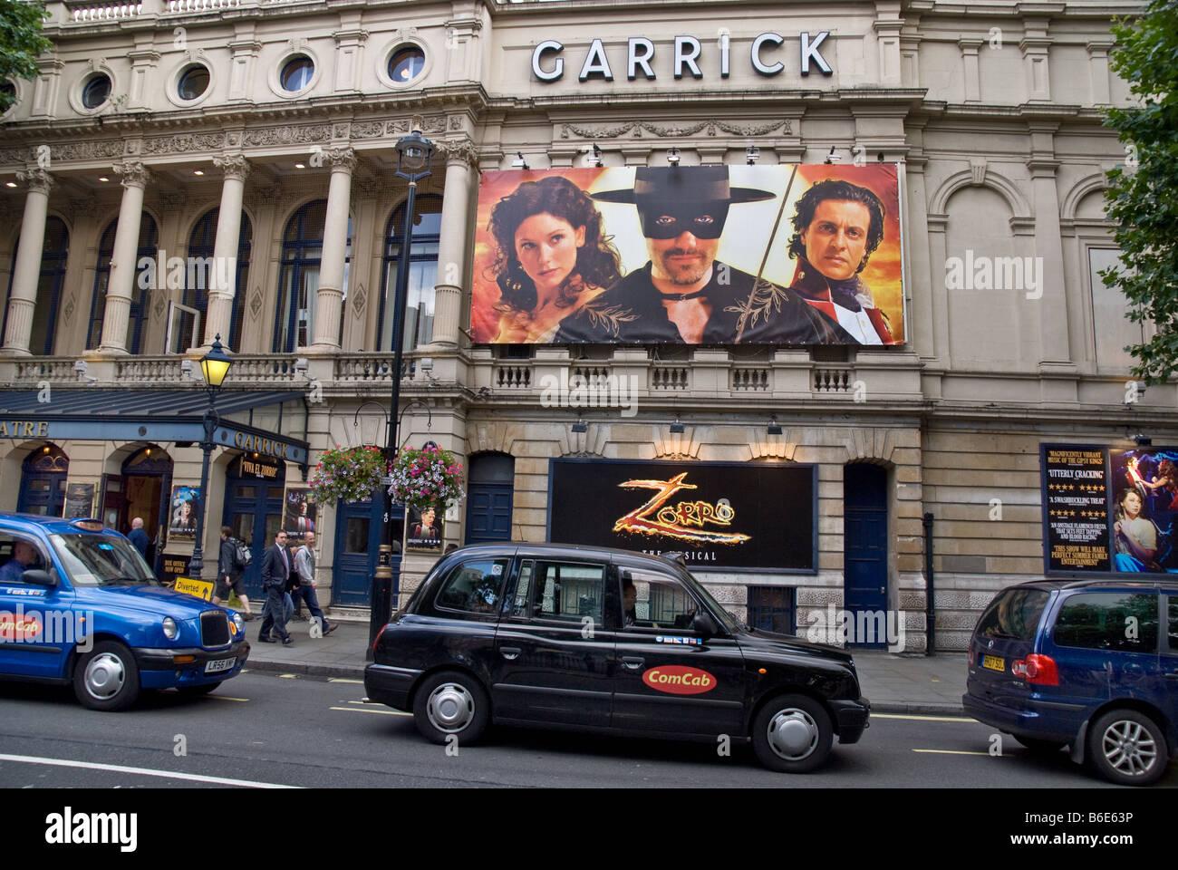 CARRICK THEATRE Stock Photo