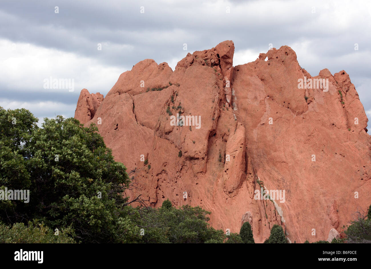 Garden of the Gods is a public park located in Colorado Springs ...