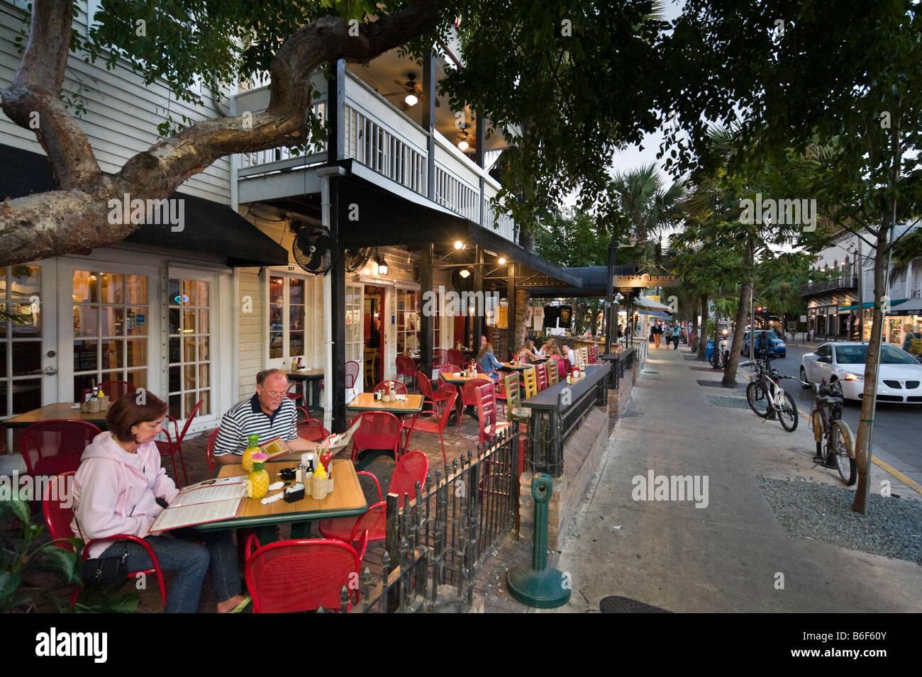 Cafes Key West