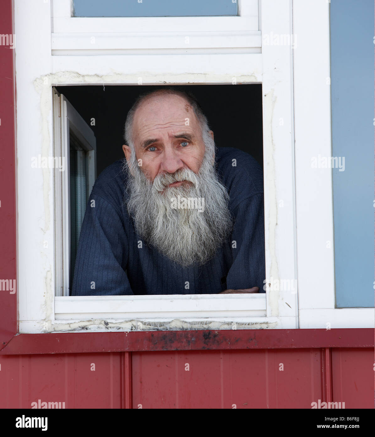 f2f4dfccc4a7 Elderly Man With White Beard Stock Photos   Elderly Man With White ...