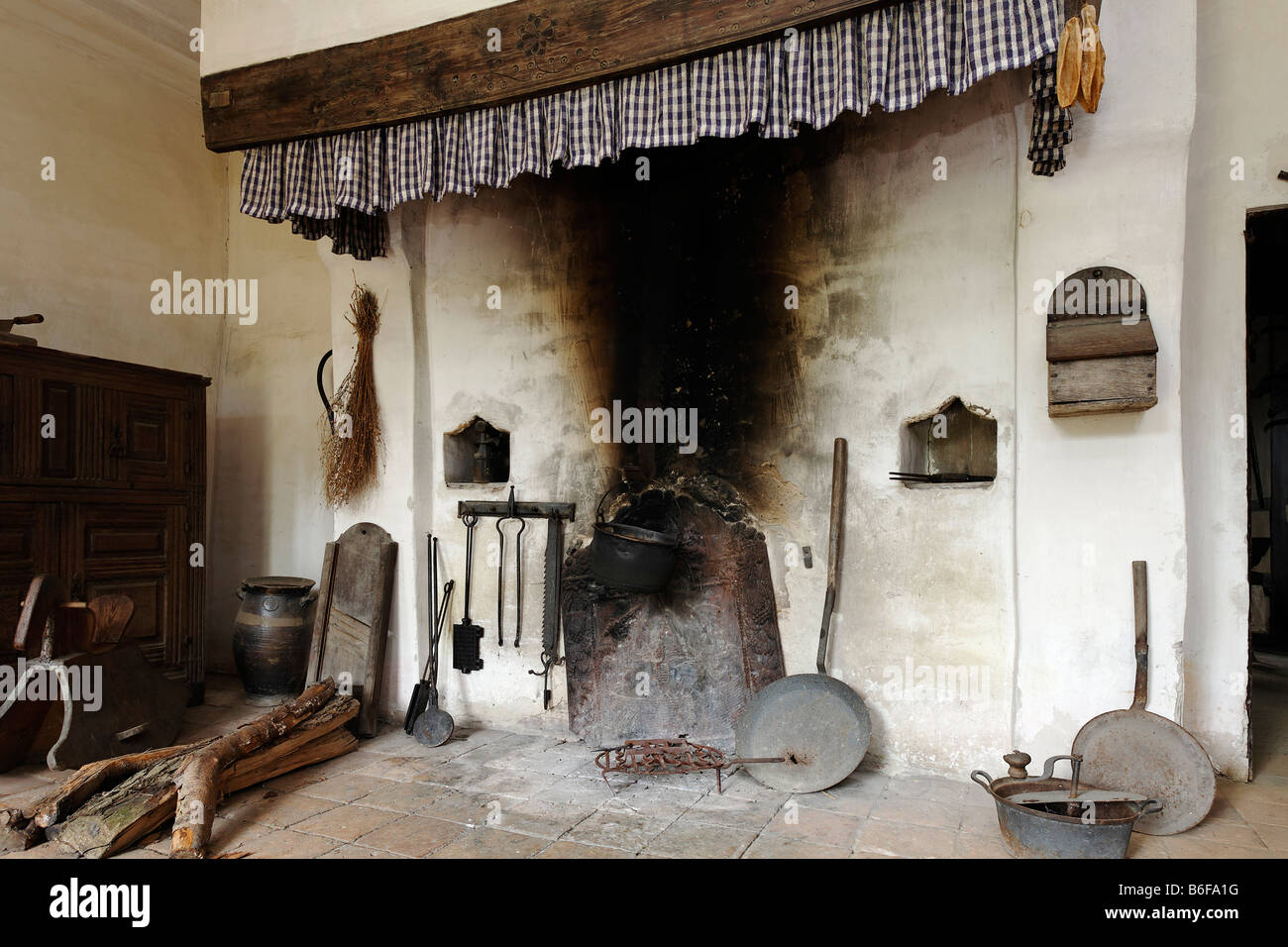 Alter Kamin High Resolution Stock Photography And Images Alamy