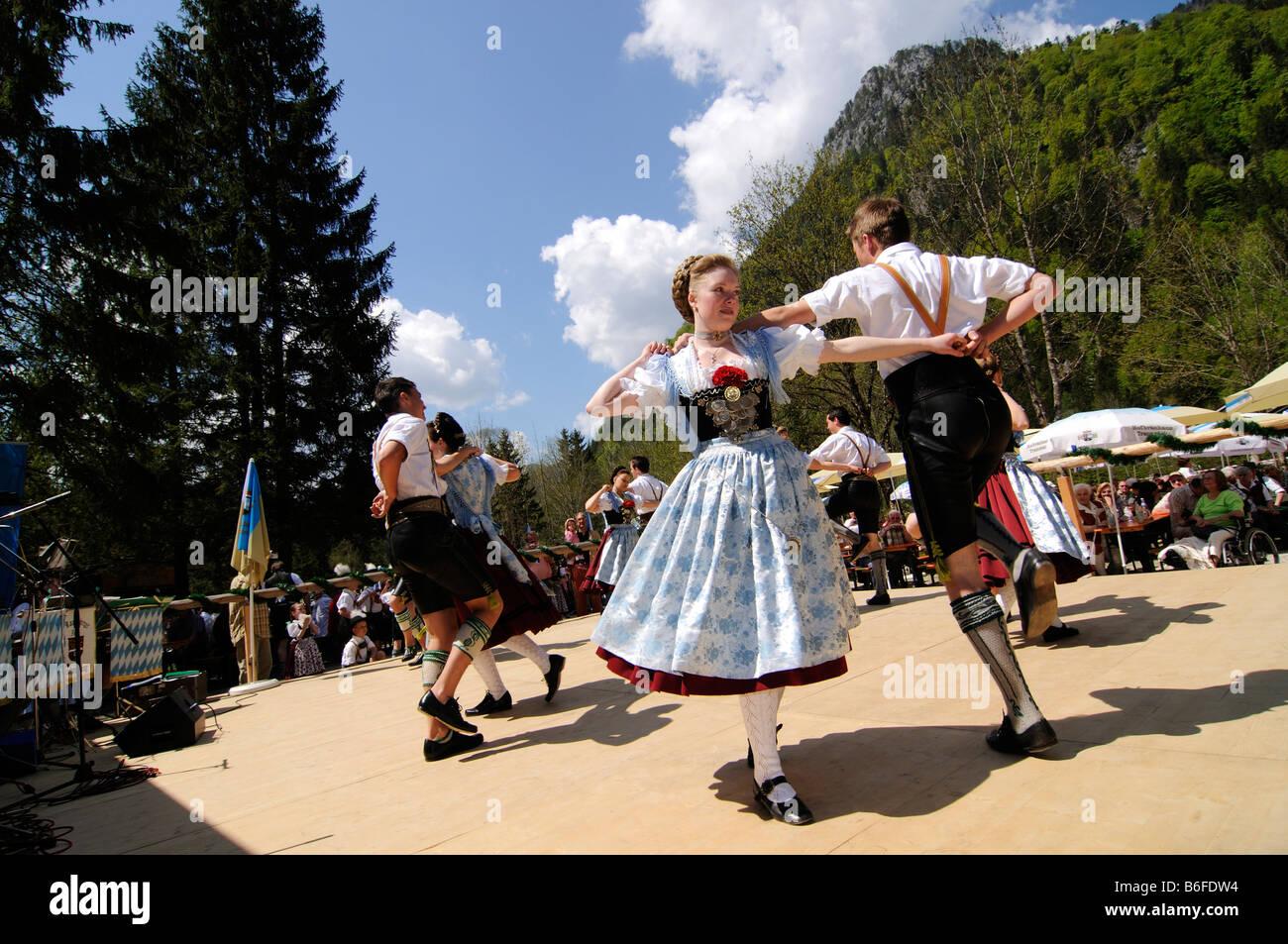 Bayerische Tänze