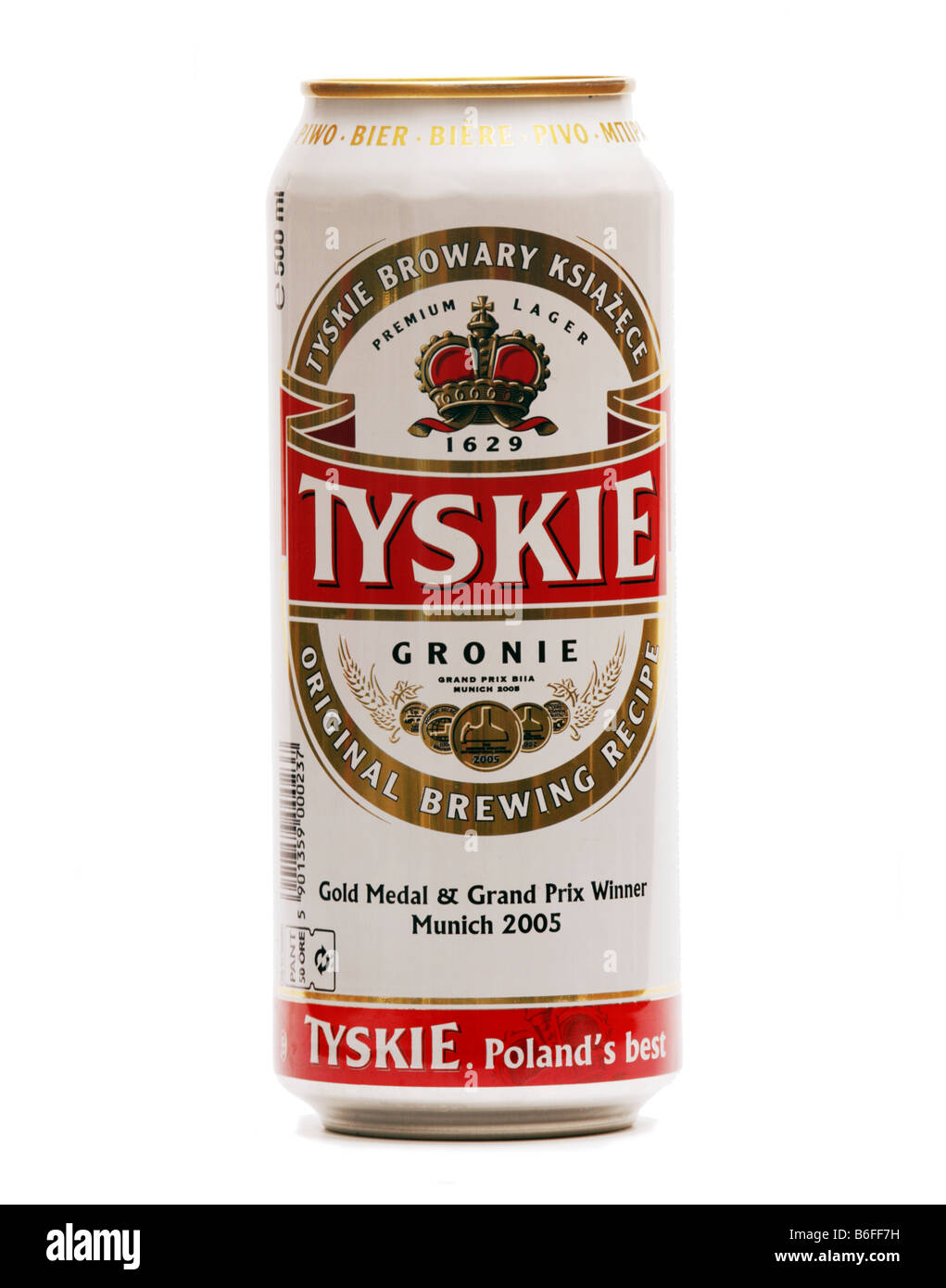 Tyskie Stock Photos Images