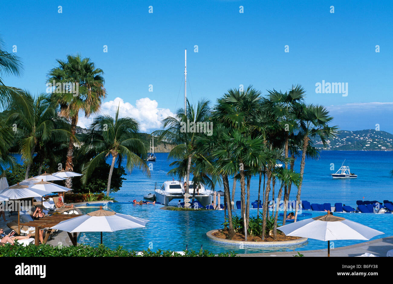 Us Virgin Island Accomodation