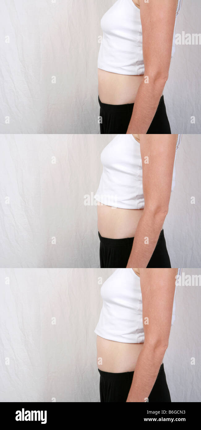 Early Pregnancy Stock Photos & Early Pregnancy Stock ...  Early Pregnancy Stomach 3 Weeks