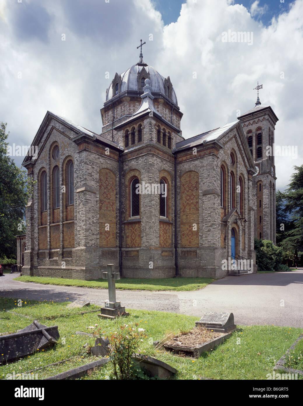 Saint James's, Gerrard's Cross - Stock Image