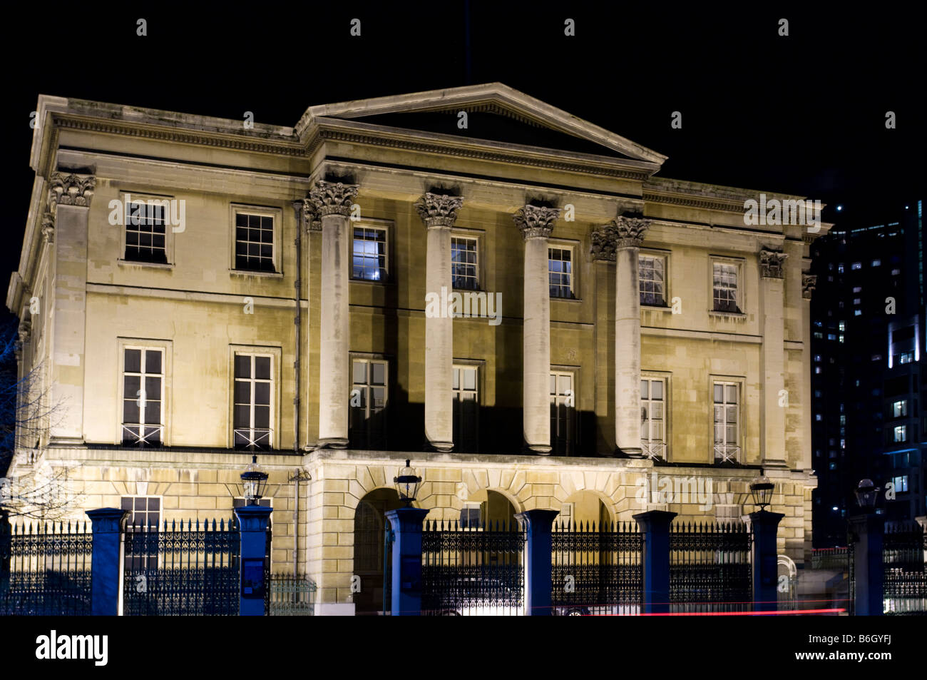 Apsley house Number 1 London - Westminster - Stock Image