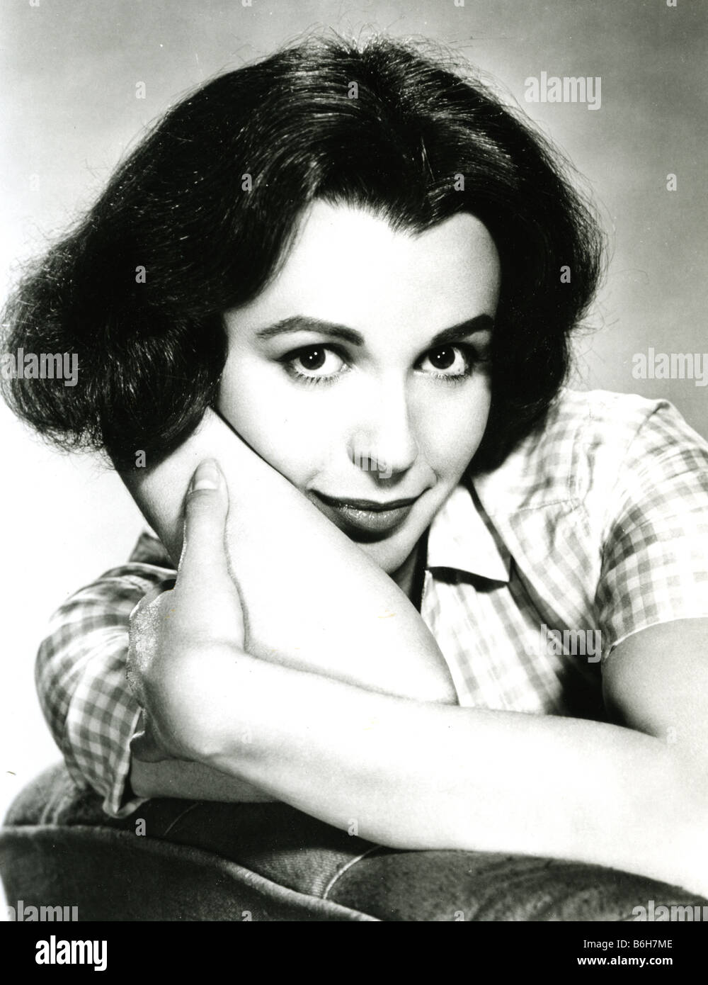 CLAIRE BLOOM English stage and film actress - Stock Image