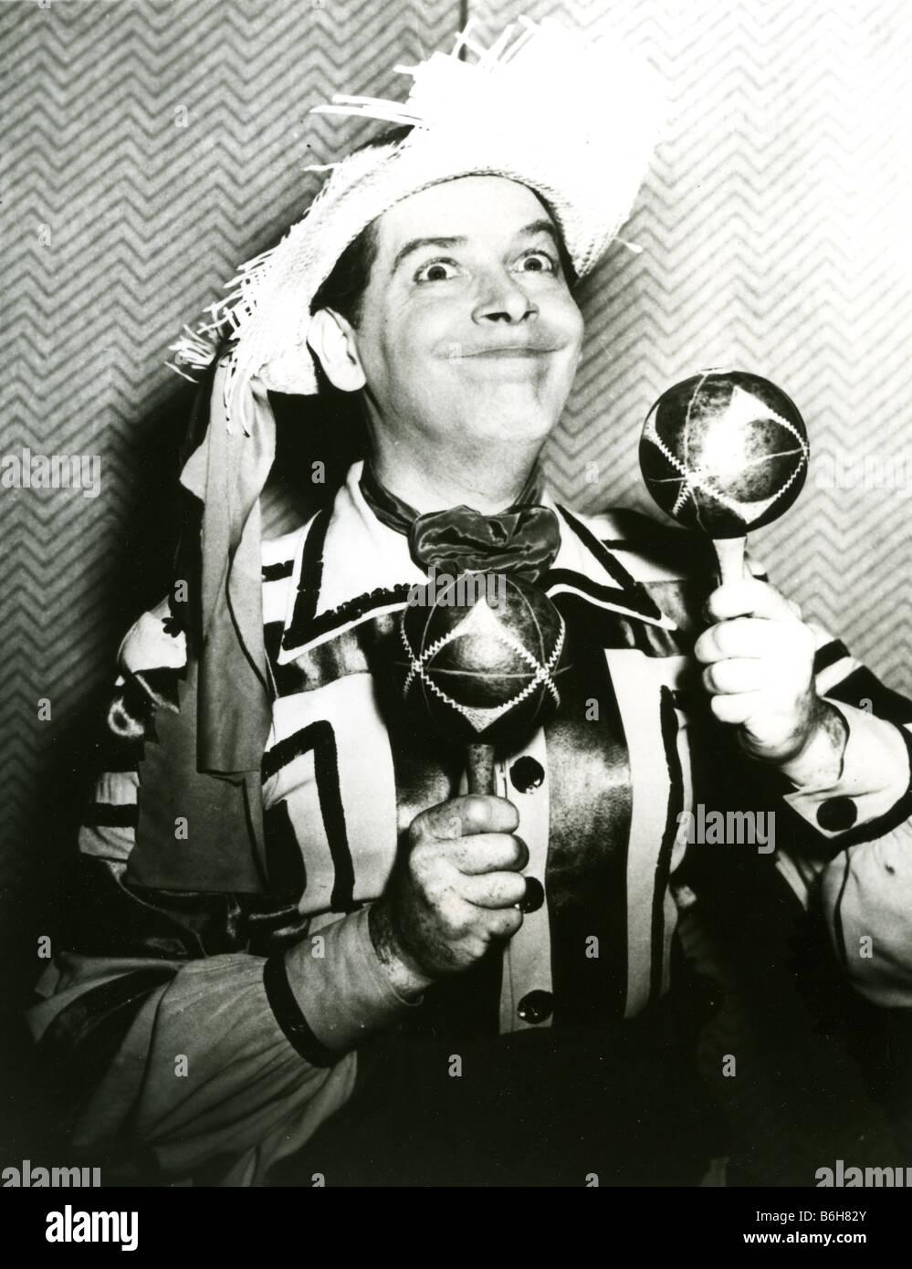 MILTON BERLE US comedian - Stock Image