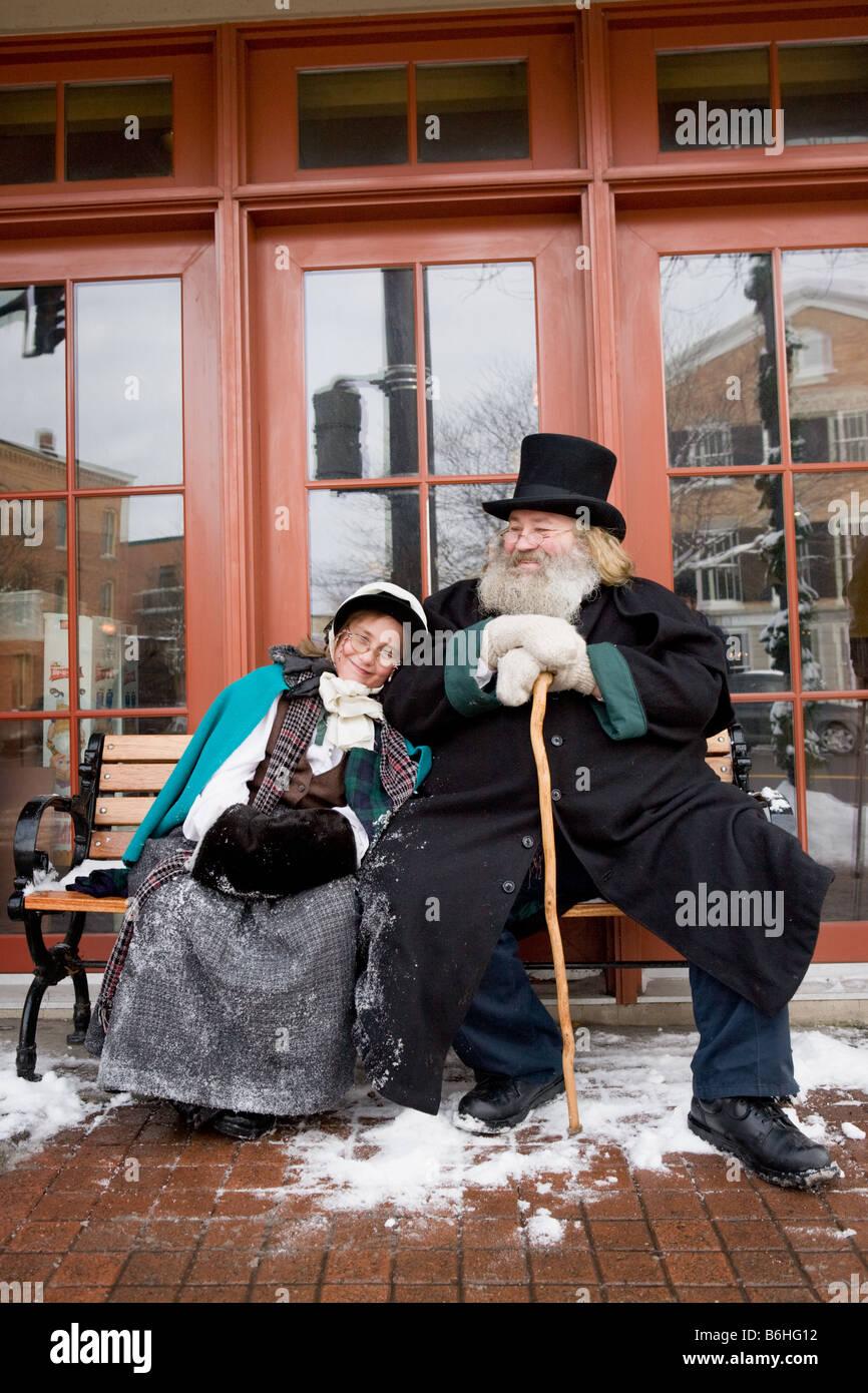 Skaneateles Ny Charles Dickens Christmas 2021