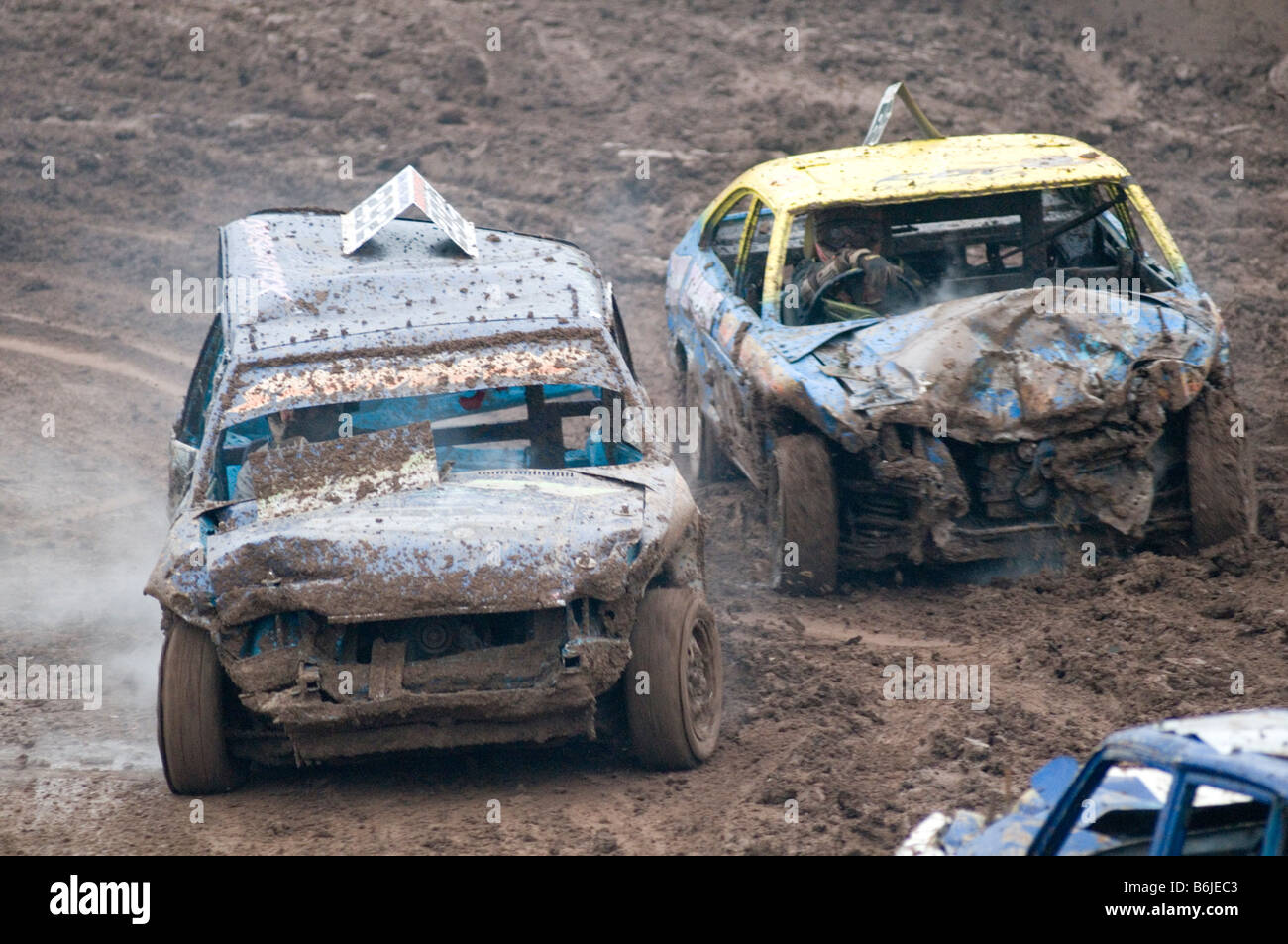 Demolition Derby Stock Photos & Demolition Derby Stock Images - Alamy