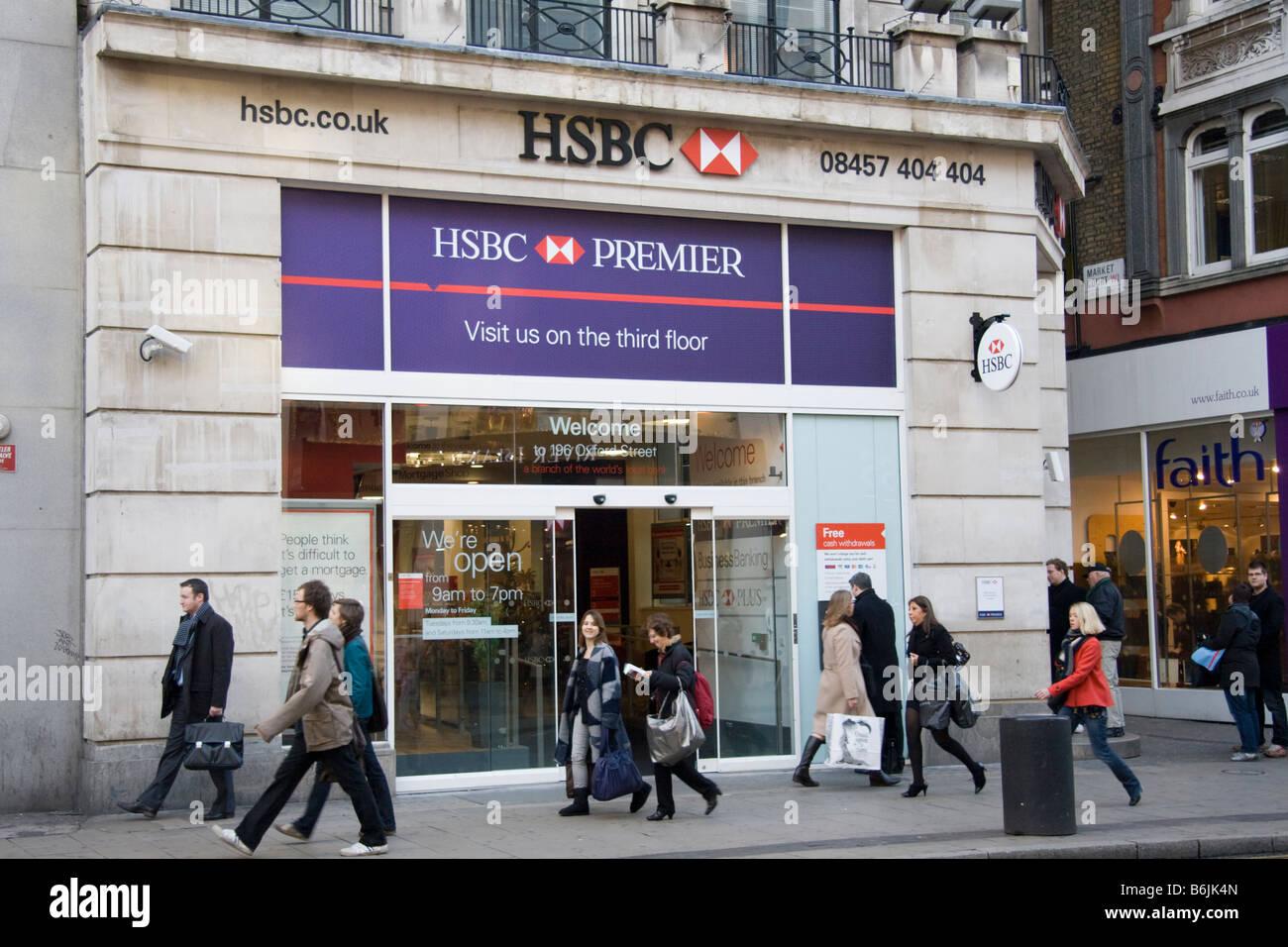 Hsbc Bank Uk Stock Photos & Hsbc Bank Uk Stock Images - Alamy