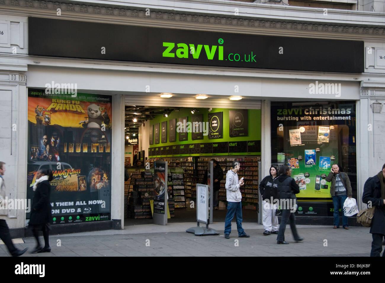 Zavvi (retailer) - Wikiwand