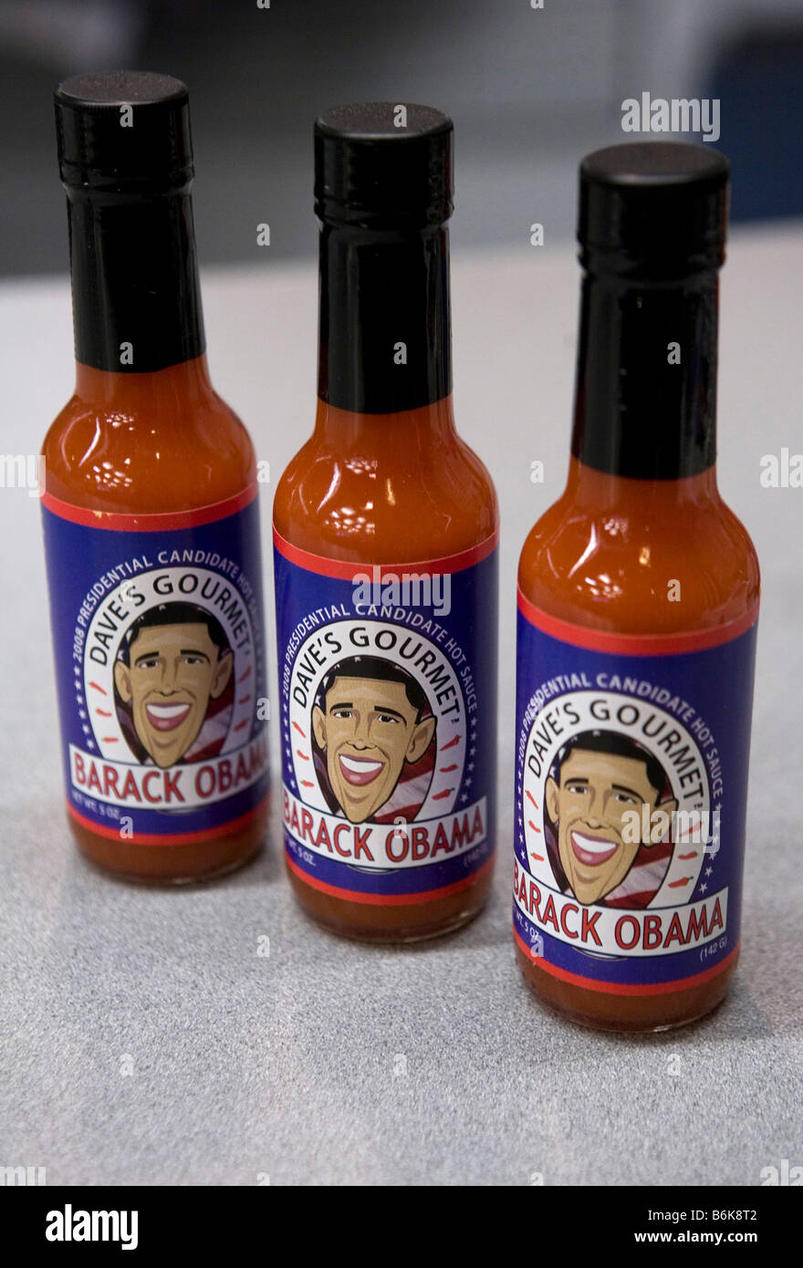 14 December 2008 Washington D C President Elect Barack Obama merchandise - Stock Image
