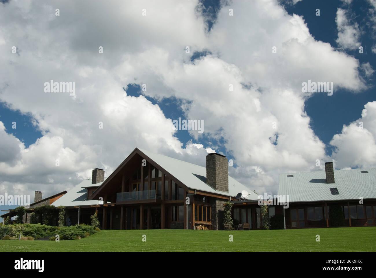 Peppers Spicers Peak Lodge,  Scenic Rim, Queensland, Australia Stock Photo
