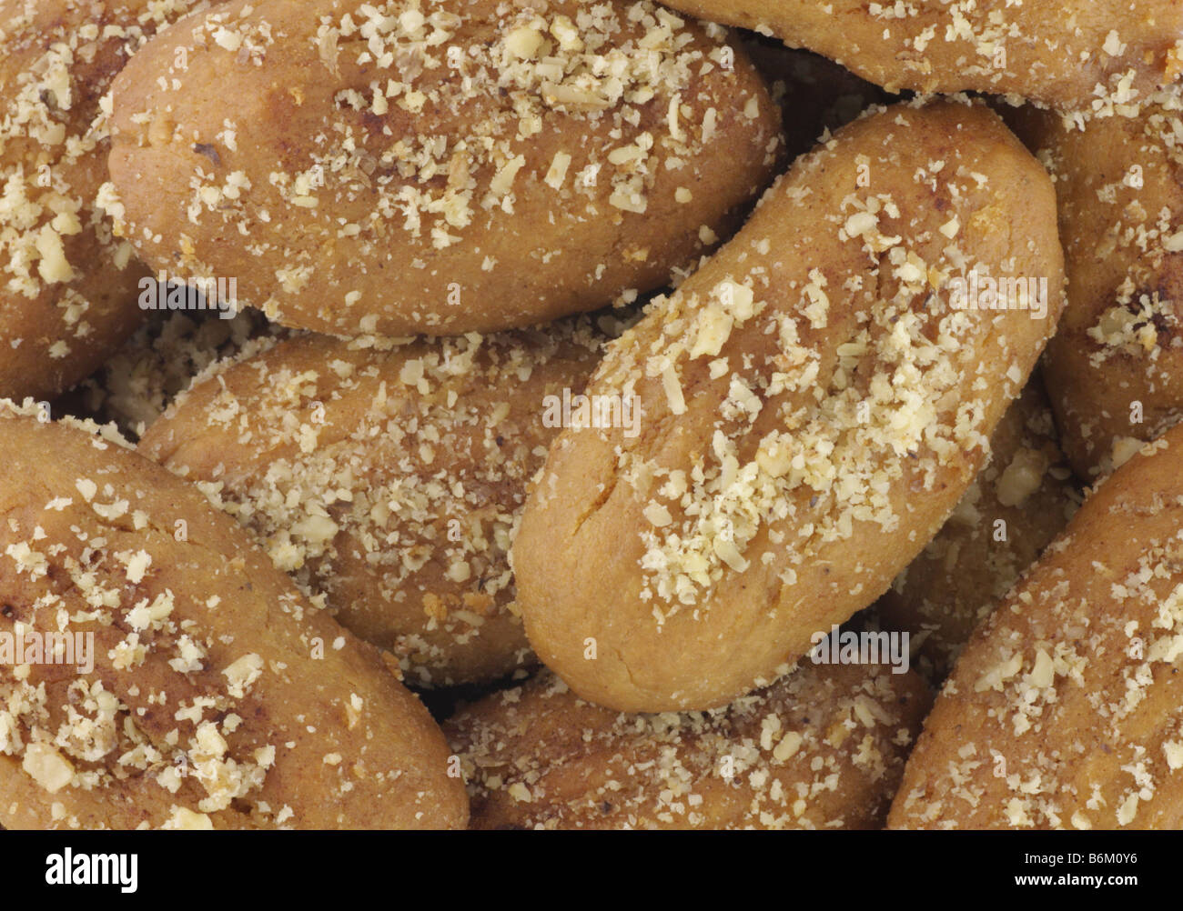 greek traditional christmas sweets stock image - Greek Christmas Food