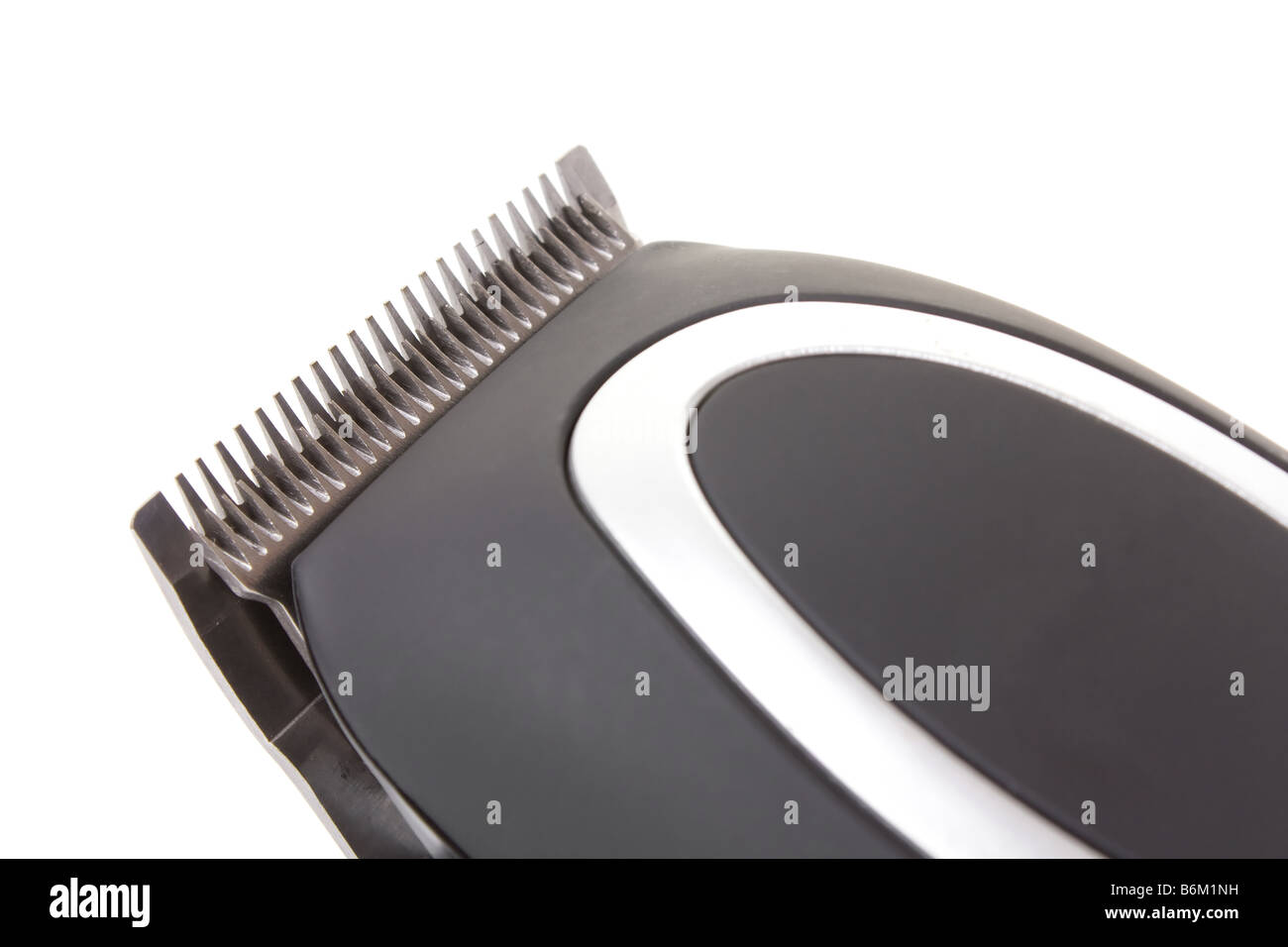 modern electric hair / beard trimmer Stock Photo