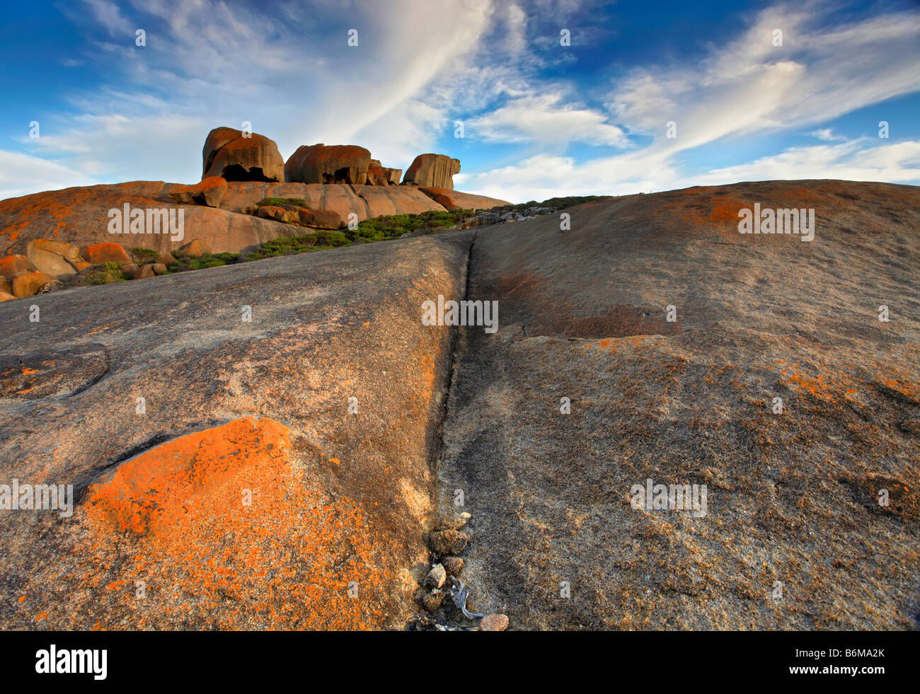 Remarkable Rocks - Stock Image
