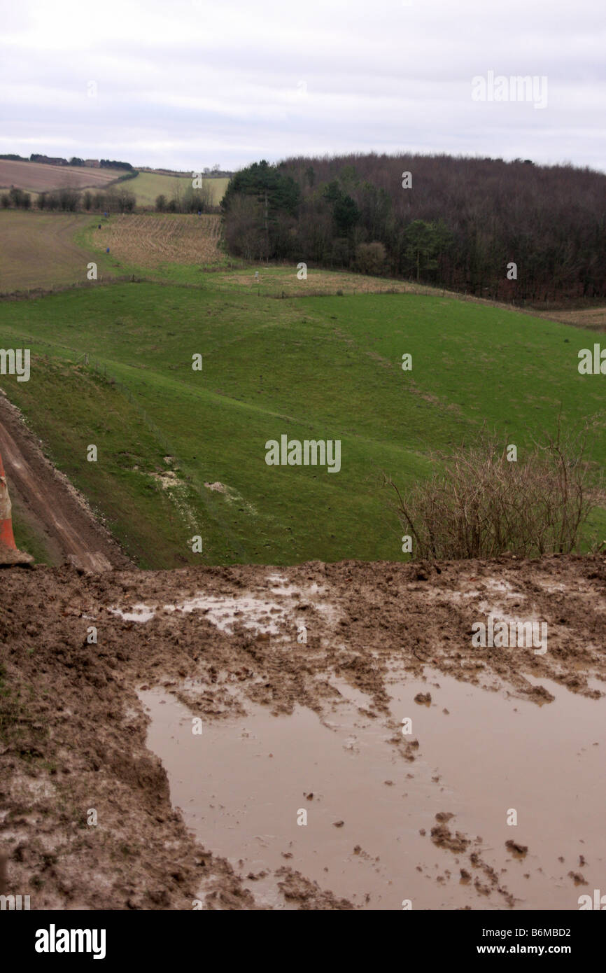 Dirt Bike And Countryside And Uk High Resolution Stock Photography And Images Alamy