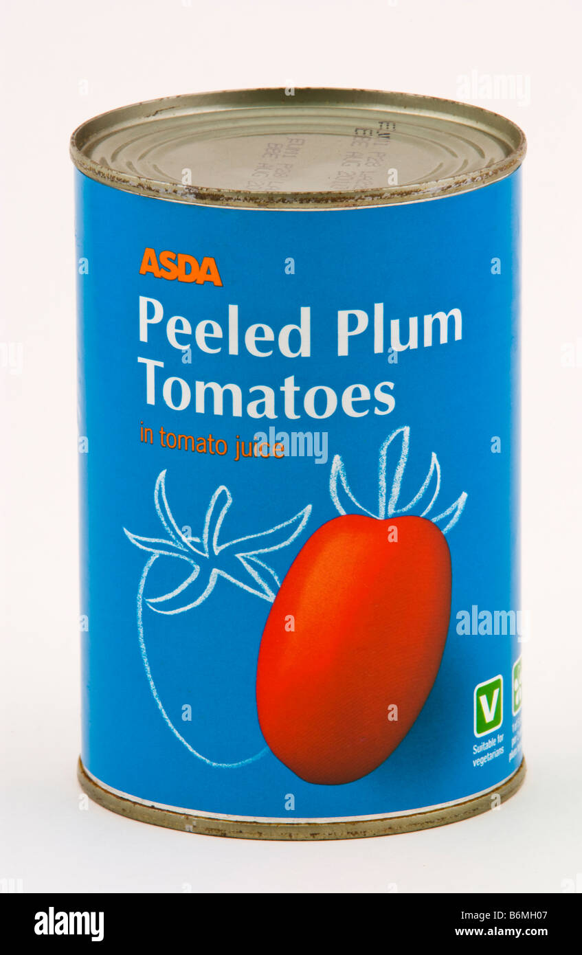 Tin Of Tomatoes Can Stock Photos & Tin Of Tomatoes Can Stock Images ...
