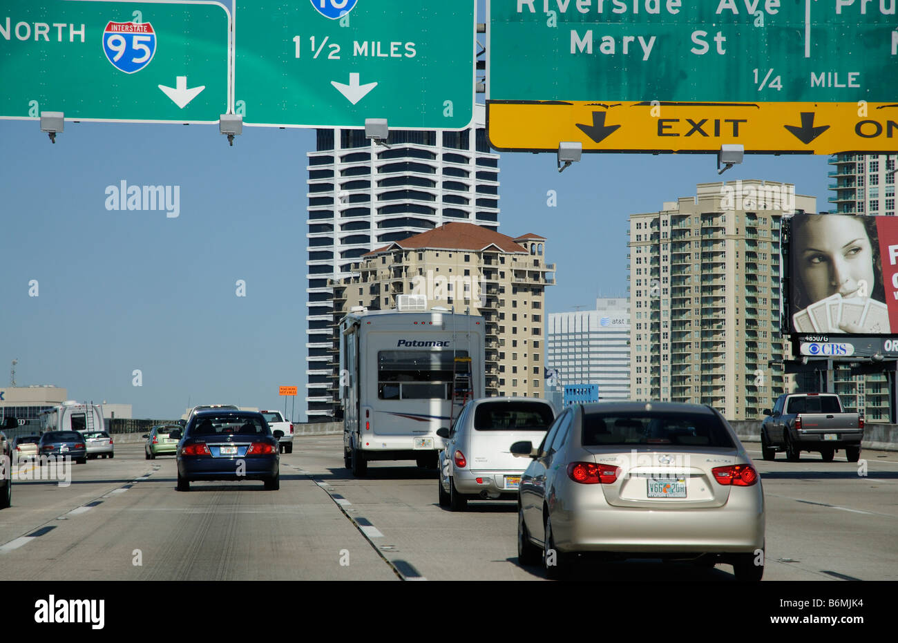 I 95 North Stock Photos & I 95 North Stock Images - Page 2 - Alamy