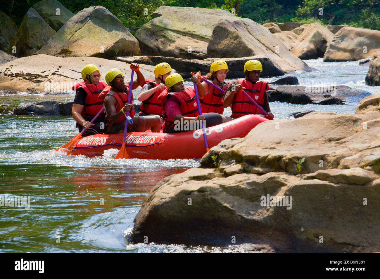 ohiopyle pa white water rafting