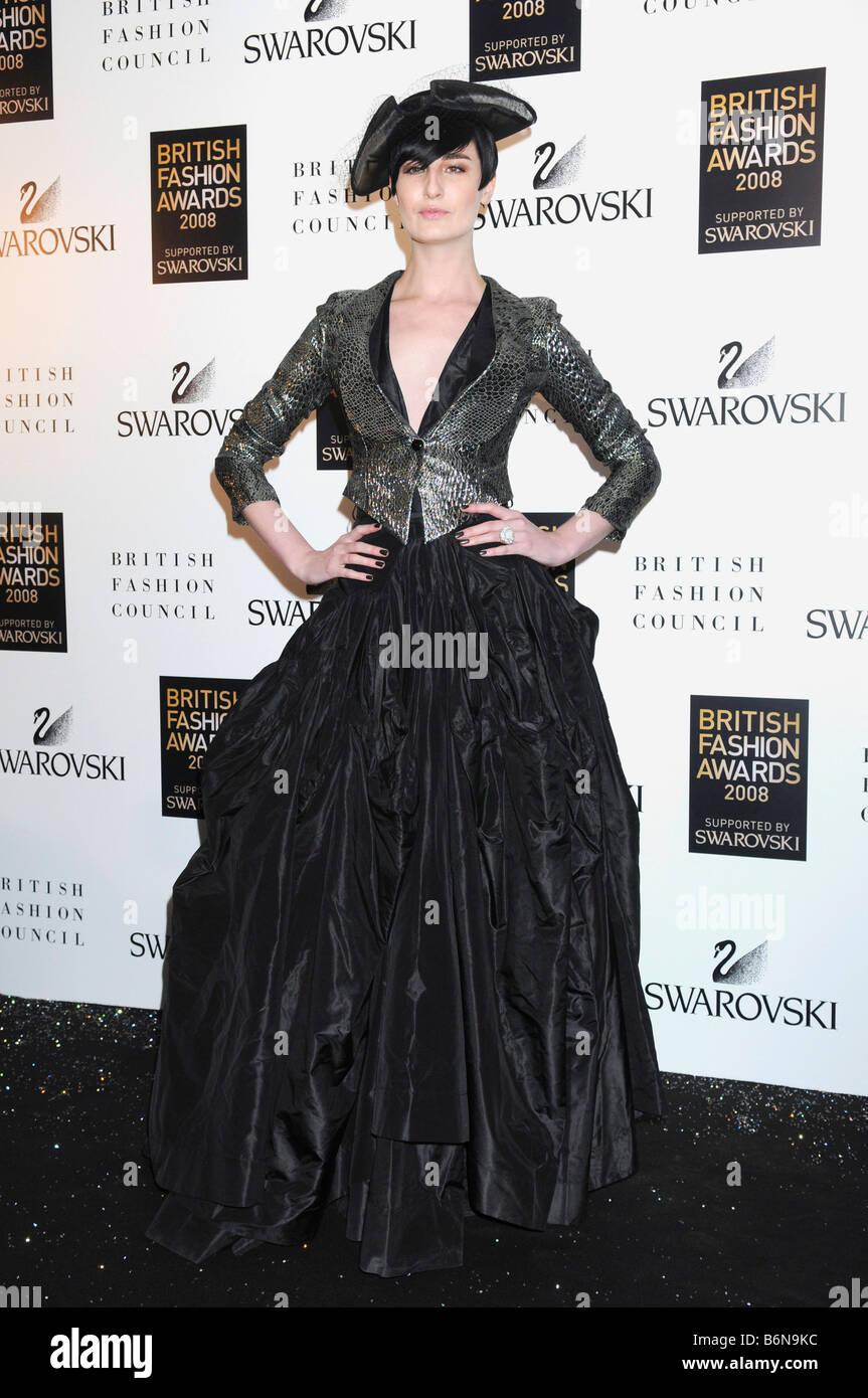 British Fashion Awards 2008 - Stock Image