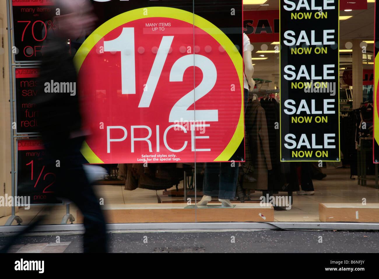 Sale Price Sign