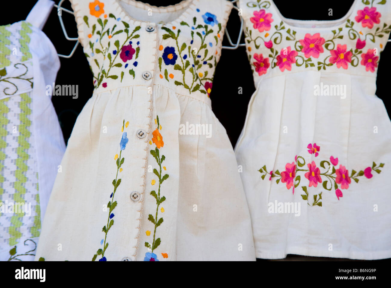Mexican Dresses From Mexico