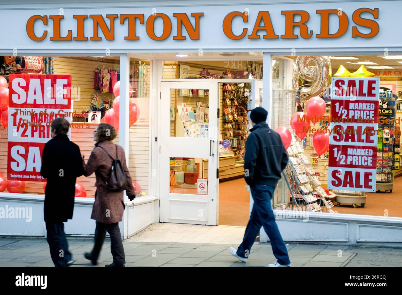 Clinton Cards Stock Photos Clinton Cards Stock Images Alamy