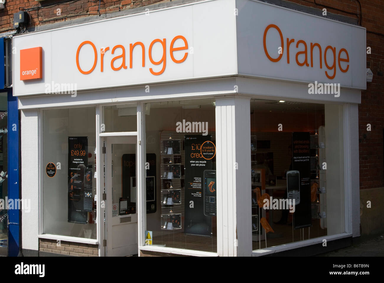 France telecom stock photos france telecom stock images for Orange mobel