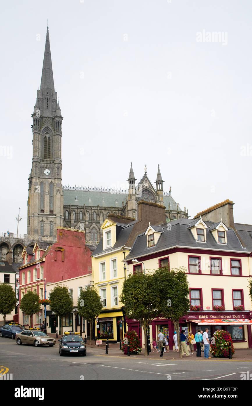 Queenstown Ireland Cobh Stock Photos & Queenstown Ireland Cobh Stock ...