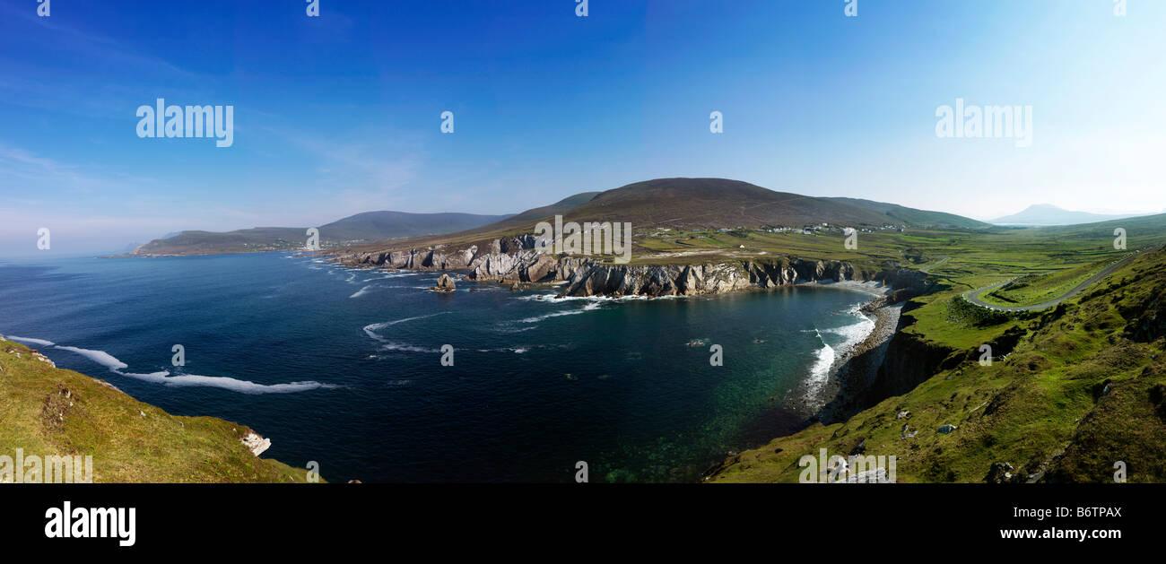 Achill Island Mayo Ireland - Stock Image