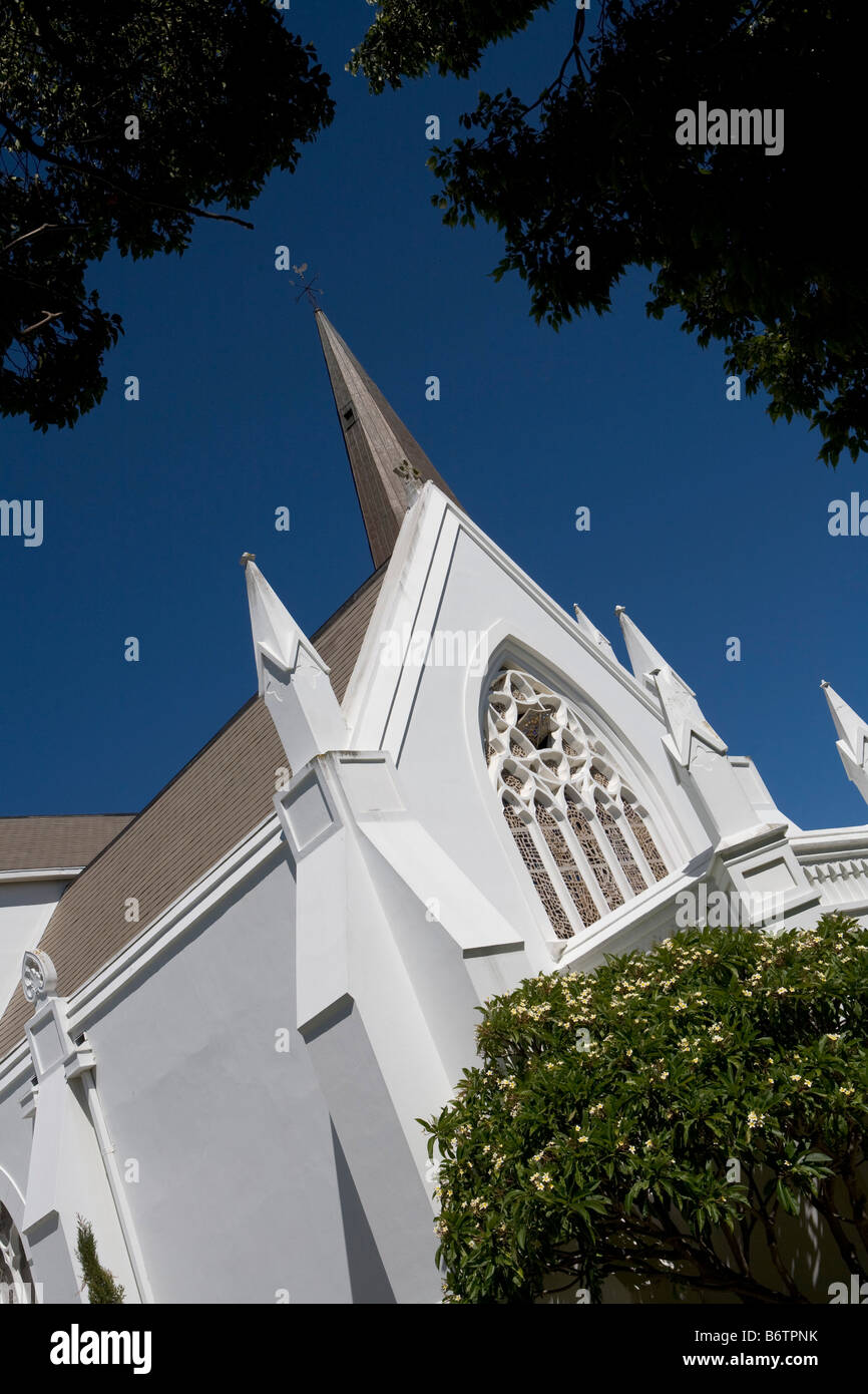 Moederkerke church Stellenbosch, South Africa - Stock Image