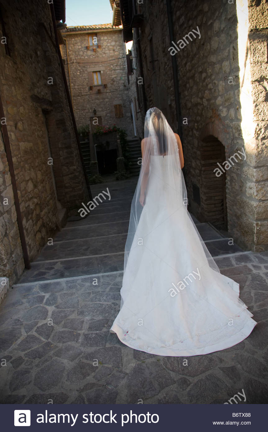 Bridal dress Stock Photo: 21445768 - Alamy