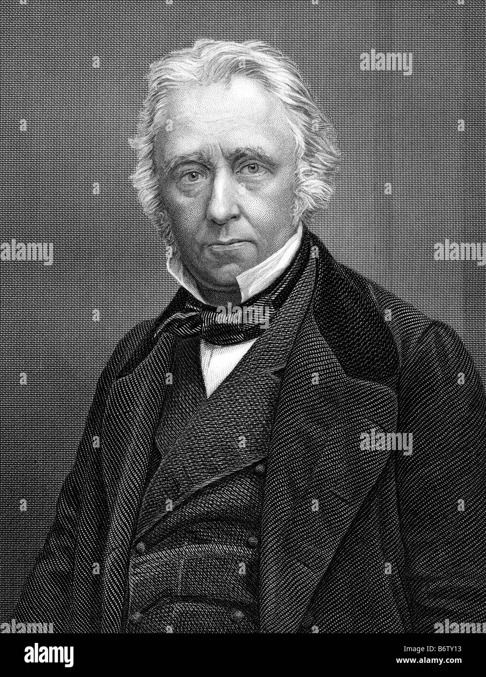 GEORGE CAMPBELL MACAULAY  English Classical historian 1852-1915 - Stock Image