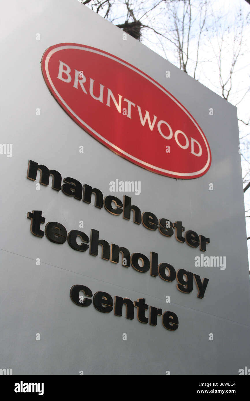 Bruntwood's Manchester Technology Centre in Manchester, England, UK. The centre is the home of the National - Stock Image